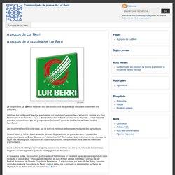 Communiqués de presse de Lur Berri