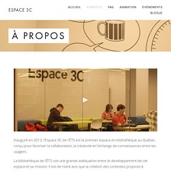 Espace 3C Montréal
