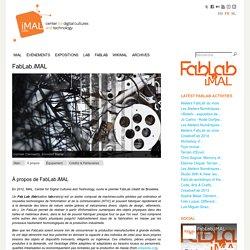 À propos de FabLab.iMAL