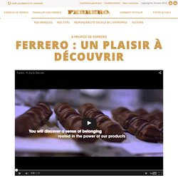 France Ferrero Careers