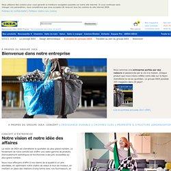 À propos du groupe IKEA