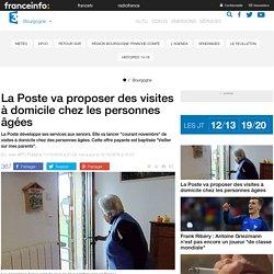 La Poste va proposer des visites à domicile chez les personnes âgées - France 3 Bourgogne