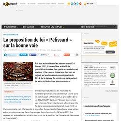 Loi Pelissard 2012