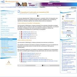 Propositions d'outils suite aux évaluations CM2- Pédagogie - Direction des services départementaux de l'éducation nationale du 16