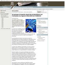 Un groupe d'experts met des propositions sur l'volution du logiciel (...)