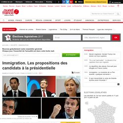 Immigration. Les propositions des candidats à la présidentielle