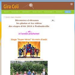 Propositions - Girac Coli : Cathy Van Dorslaer, formatrice en gestion positive des conflits, auprès d'enfants, d'adolescents et d'adultes à Profondeville (Namur) Belgique