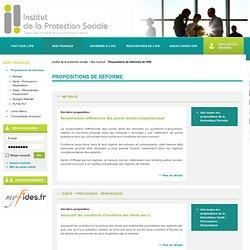 Institut de la protection sociale