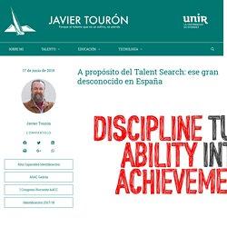 A propósito del Talent Search: ese gran desconocido en España