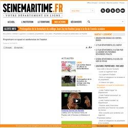 Département de la Seine-Maritime - Propriétaire occupant et amélioration de l'habitat