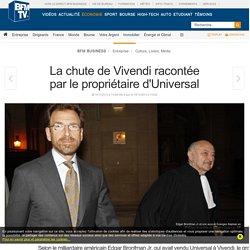 La chute de Vivendi racontée par le propriétaire d'Universal
