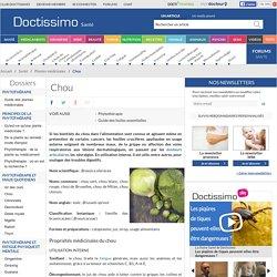 Chou (Brassica oleracea) : propriétés, bienfaits de cette plante en phytothérapie