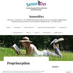 Proprioception – SensoriDys