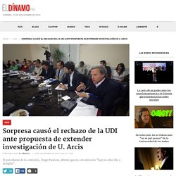 Sorpresa causó el rechazo de la UDI ante propuesta de extender investigación de U. Arcis