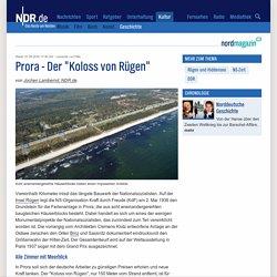 """Prora - Der """"Koloss von Rügen"""""""
