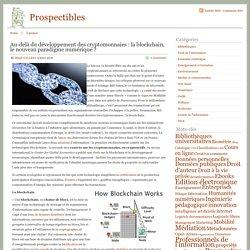 Prospectibles