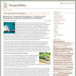 Prospectibles Ingénierie pédagogique Archives - Prospectibles