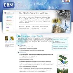 Prospection et gestion des ressources en eau potable - Vienne (86)