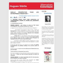 Hugues Sibille » Blog Archive » QUELLE PROSPECTIVE POUR LES ENTREPRISES D'INSERTION ?