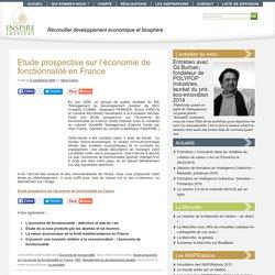 Etude prospective sur l'économie de fonctionnalité en France