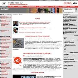 Société : Lyon, cité radieuse. L'aventure du mouvement moderne international
