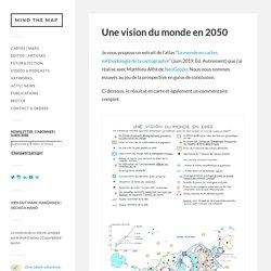 Prospective : une vision du monde en 2050