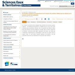 SCIENCES - EAUX & TERRITOIRES 19/03/12 Évaluation spatiale et prospectives sur le risque de pollution diffuse par le nitrate sur