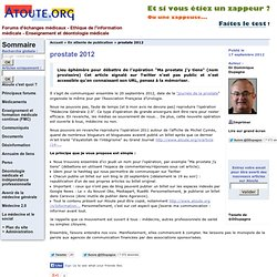 prostate 2012
