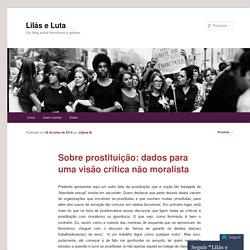 Sobre prostituição: dados para uma visão crítica não moralista