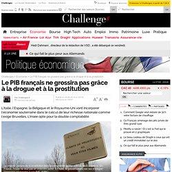 Le PIB français ne grossira pas grâce à la drogue et à la prostitution - 18 juin 2014
