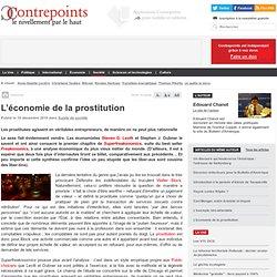 L'économie de la prostitution