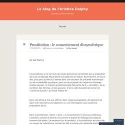 Le consentement dissymétrique