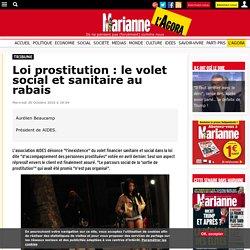 Loi prostitution : le volet social et sanitaire au rabais