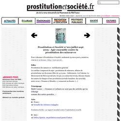 Recherche numéros Prostitution et société