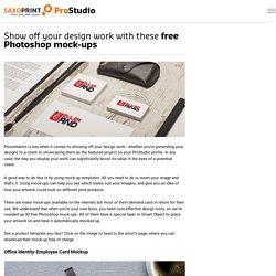 ProStudio 30 free design mockups