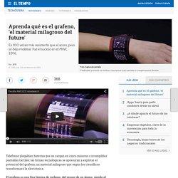 El grafeno, material milagroso del futuro y protagonista en Barcelona - Novedades tecnología