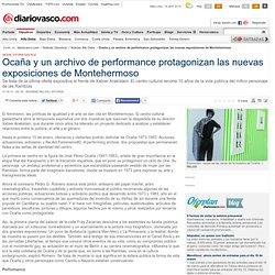 Ocaña y un archivo de performance protagonizan las nuevas exposiciones de Montehermoso