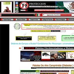 ProteccionPersonal.Com.Mx