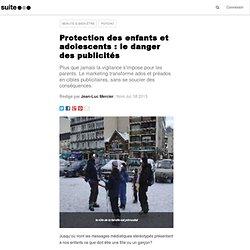 Protection des enfants et adolescents : le danger des publicités