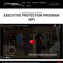 Executive Protection Program