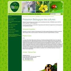 Protection Biologique des cultures - Défense contre les Organismes Nuisibles