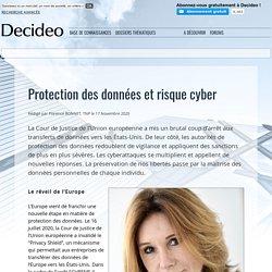 Protection des données et risque cyber
