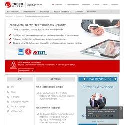Logiciel de protection antivirus - Sécurité des entreprises - Trend Micro FR