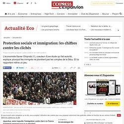 Protection sociale et immigration: les chiffres contre les clichés