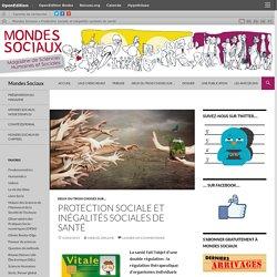 Protection sociale et inégalités sociales de santé
