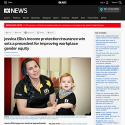 Jessica Ellis's income protection insurance win sets a precedent for improving workplace gender equity