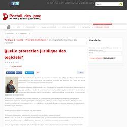 Quelle protection juridique des logiciels?