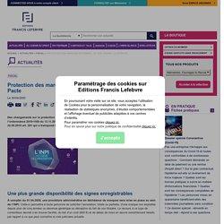 Protection des marques en France: ce que change la loi Pacte