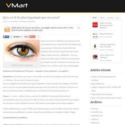 Lunettes anti-radiation, protection des yeux contre l'ordinateur, problèmes aux yeux