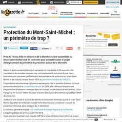 Protection du Mont-Saint-Michel : un périmètre de trop